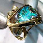 Boulderopal-Brillant-Ring