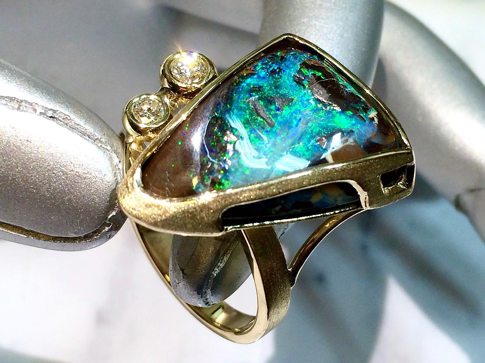 Boulderopal-Brillant-Ring